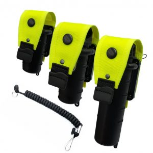 Authorities Pro Pj Gas Spray Holder Molle Attachment Hi Viz 1